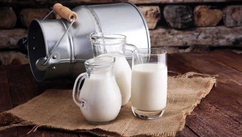 दूध और दूध से बने उत्पाद भी उनके लिए सही नहीं हैं। चित्र : शटरस्टॉक।
