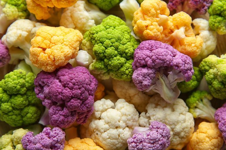 फूलगोभी कई व्यंजनों में लाजवाब है। चित्र: शटरस्टॉक