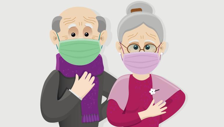 ज्यादातर बुजुर्गों में विटामिन सी की कमी देखी गई है। चित्र: शटरस्टॉक