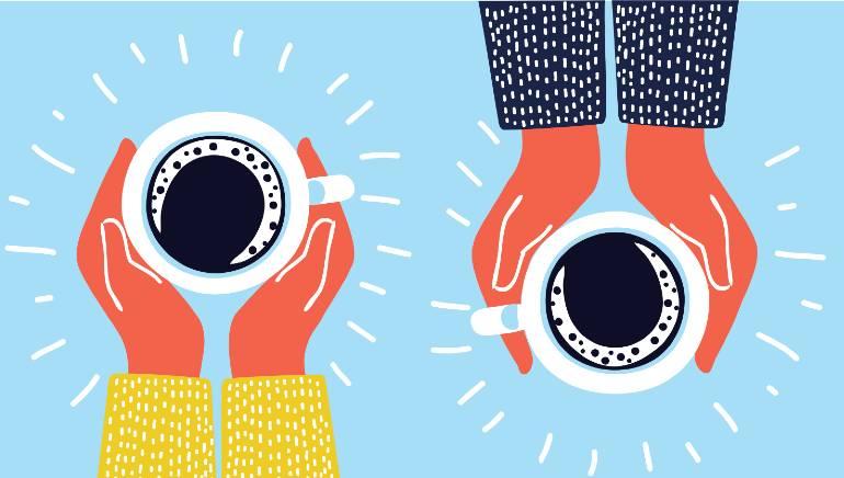 आपको अपनी कैफीन की मात्रा भी कंट्रोल करनी होगी। चित्र: शटरस्टॉक