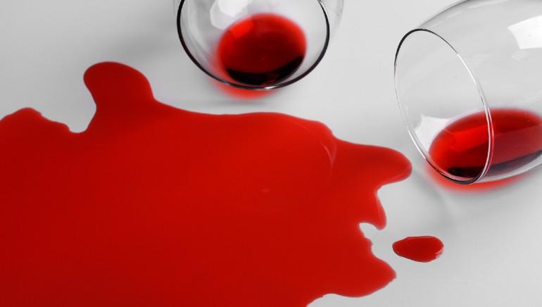 हे रक्त कमी होणे आपल्याला वाटते तितके नाही.  प्रतिमा: शटरस्टॉक