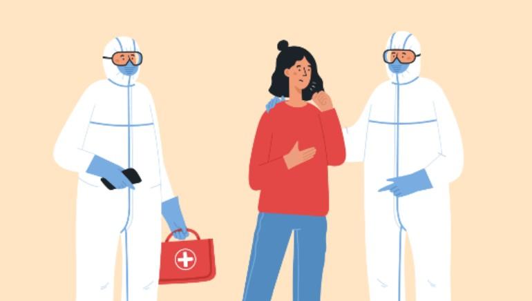 कोणत्याही प्रकारच्या माहितीसाठी डॉक्टरांशी फोनवर संपर्क साधा.  प्रतिमा: शटरस्टॉक