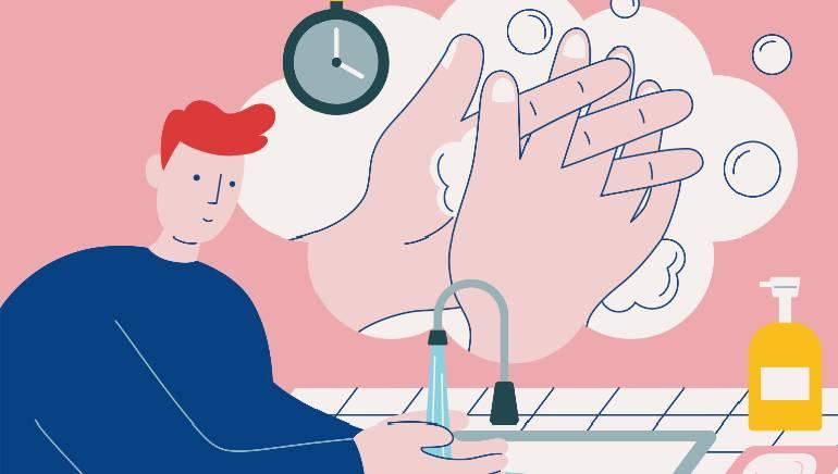 निजी सफाई का ध्यान रखना बहुत जरूरी है। चित्र: शटरस्टॉक