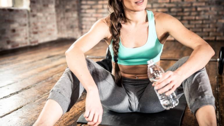 आपल्या एकूण आरोग्यासाठी व्यायाम करणे आवश्यक आहे.  प्रतिमा: शटरस्टॉक
