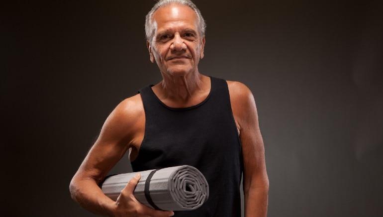 50 वर्षीय कैंसर रोगी ने होम आइसोलेशन में योग के सहारे हराया कोरोना