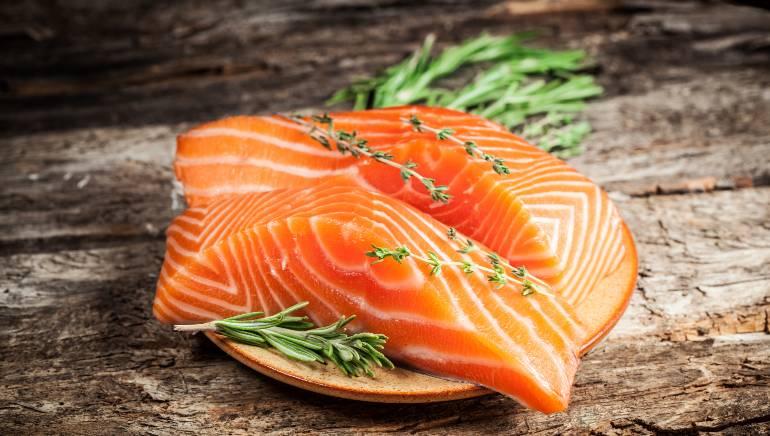 वसा युक्त मछ्ली विटामिन डी का अच्छा स्त्रोत।चित्र: शटरस्टॉक