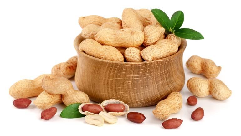 मूंगफुली पोषक तत्वो से है भरपूर। चित्र: शटरस्टॉक