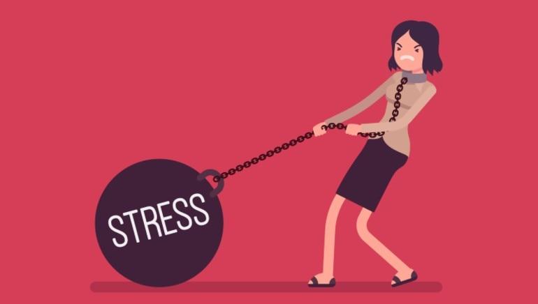 अगर आप तनाव में रहती हैं, तो डाइट में शिमला मिर्च जरूर शामिल करें। चित्र: शटरस्टॉक
