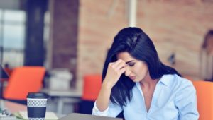 तनाव कई समस्याओं का एक मुख्य कारण है। चित्र: शटरस्टॉक