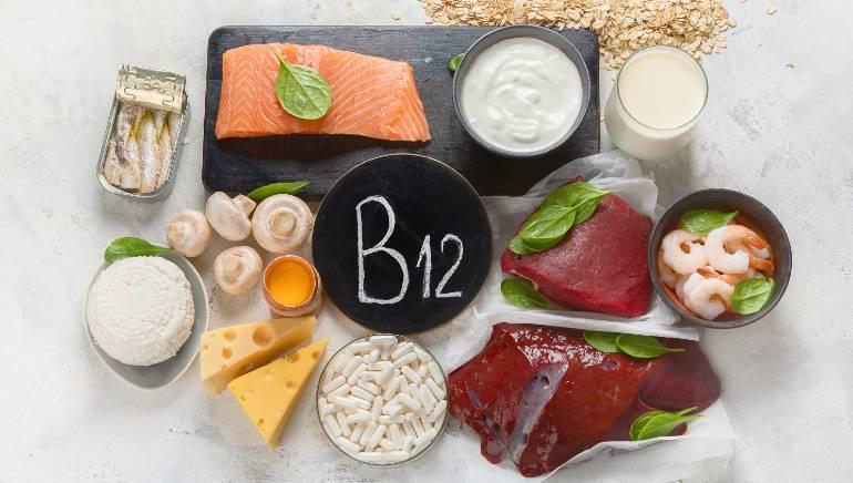 आपल्या आहारात व्हिटॅमिन बी 12 ची कमतरता येऊ देऊ नका.  प्रतिमा: शटरस्टॉक