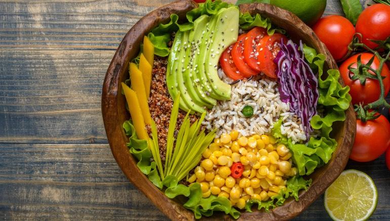 high-fibre diet