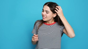 This is why you've been getting those itchy pimples on your scalp