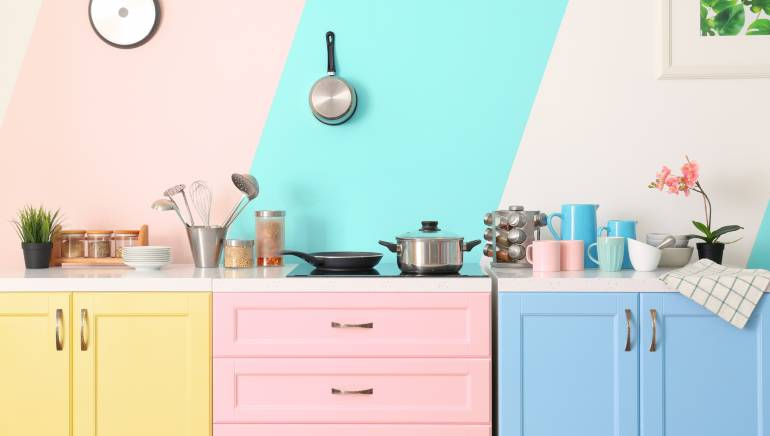 Trying to get healthy in 2020? Start by reinventing your kitchen in just 5 easy-peasy ways