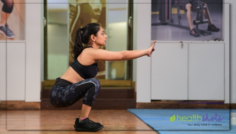 These exercises will help you to shed kilos and tone up without going crazy at the gym