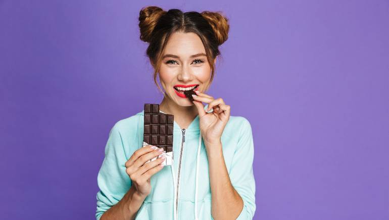 Unveiled! The subtle art of eating chocolate without gaining weight