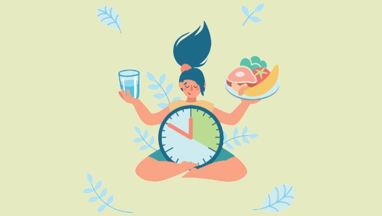 Yoga practitioners have a different take on intermittent fasting. Read on