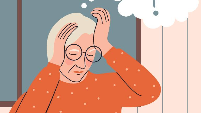 5 early signs of dementia in your elderly parents that you mustn't ignore