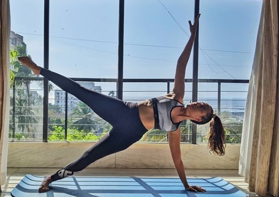 This equipment-free cardio sesh by Namrata Purohit can help you tone your lower body like no other