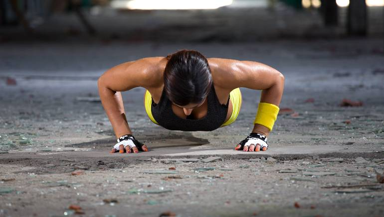 A super move for your upper-body muscles, this is why you need to do super push-ups