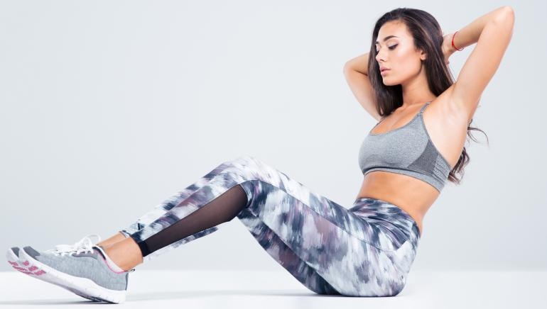 Give these exercises 20 minutes daily to get rid of belly fat and build abs