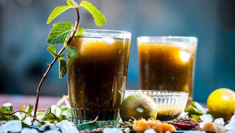 Beat the heat with this thanda-thanda jaggery drink aka gur ka sharbat