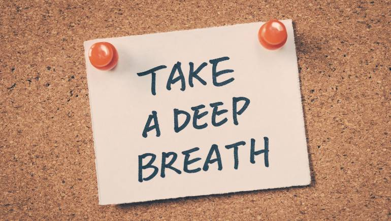 Stress management 101: Here is how deep breathing can help you feel calmer