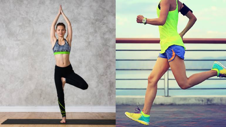 It S Yoga Versus Cardio For Weight Loss And We Finally Know What S Better