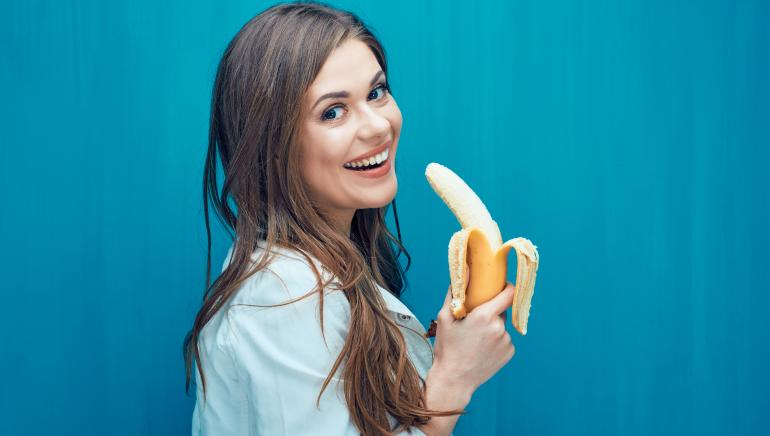 I started eating a banana every day on an empty stomach and lost weight!