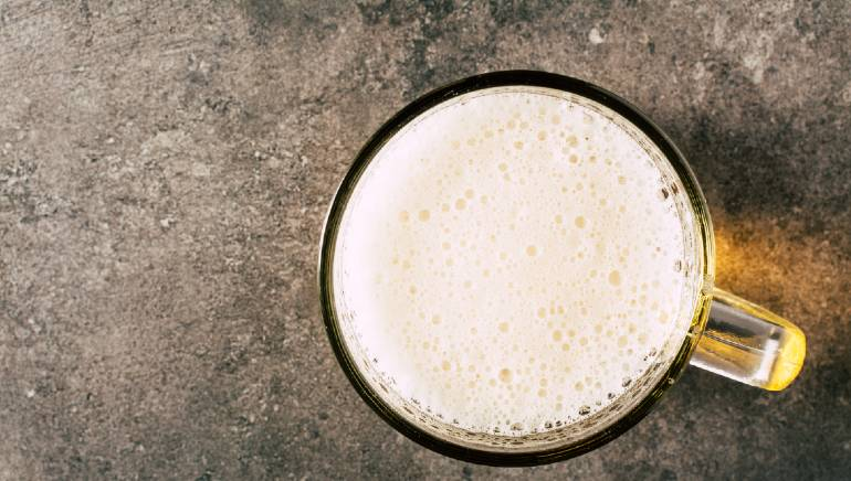Does your pee look like beer? Here are 5 reasons why your urine is so foamy