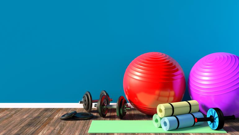 These 7 affordable items are all you need to make a mini gym at home