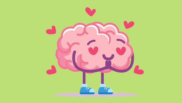 This is what happens to your brain and body when you fall in love
