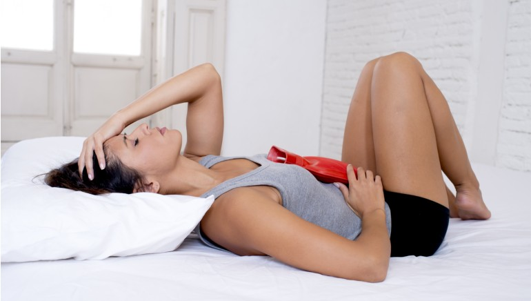 Here are 4 completely natural and super-effective ways of dealing with period pain