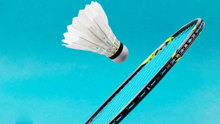 My weight loss journey took a hit, but playing badminton kick-started it again