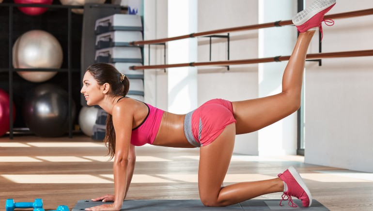 It's time to ditch squats and do these 7 exercises instead for a well-toned butt
