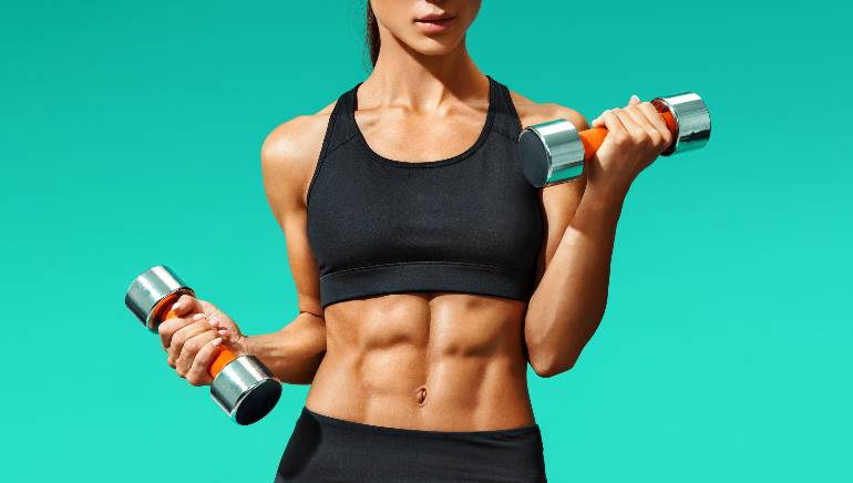 Lifting weights can give you more than just a toned body. Here are 6 benefits it has to offer
