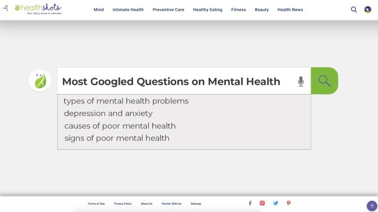 Most Googled Questions On Mental Health With Arouba Kabir