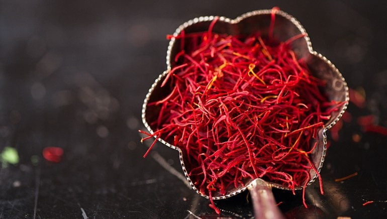 Stay warm and fight the flu this winter with the healing prowess of saffron