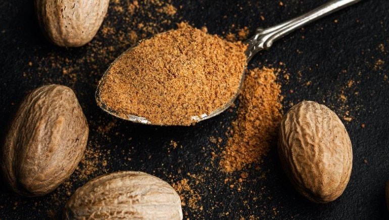 Turn to nutmeg aka jaiphal to kickstart your weight loss journey in no time