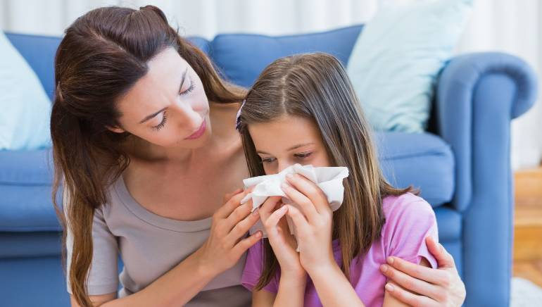 Don't let allergies control your and your children's lives
